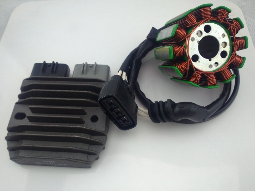 Magneto Generator Engine Stator Coil For Yamaha YZF-R1 2004-2008 2005 2006 2007
