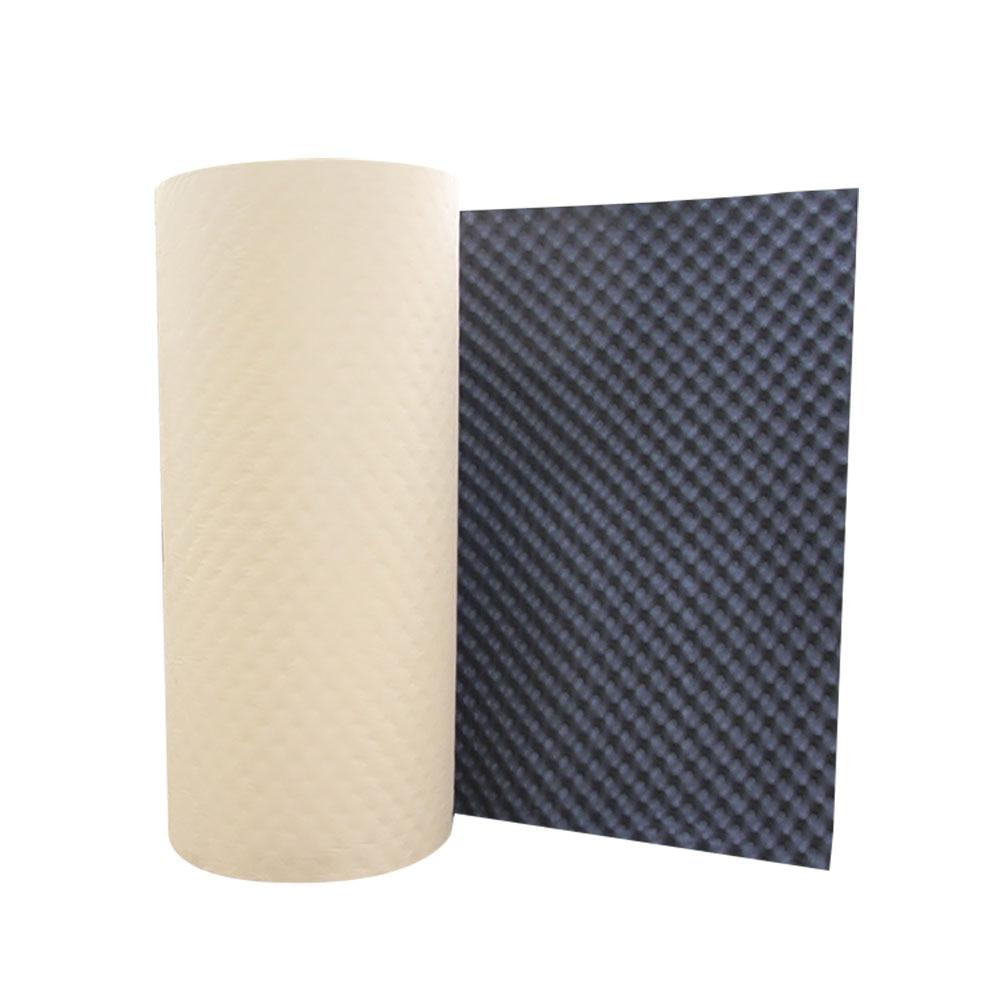 Waterproof Soundproofing Foam High Rebound Egg Crate Acoustic Foam Sound-absorbing Cotton Noise Sponge For Recording Studios