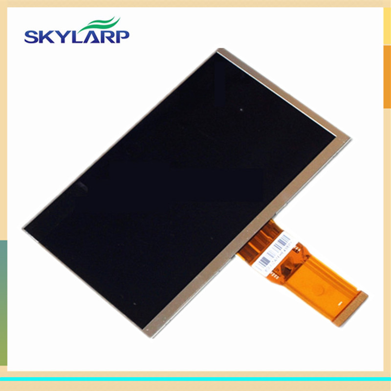 все цены на skylarpu 7 inch 164*97mm LCD screen for 1024*600 7300101462 E242868 Tablet PC Display Screen panel glass (without touch) онлайн