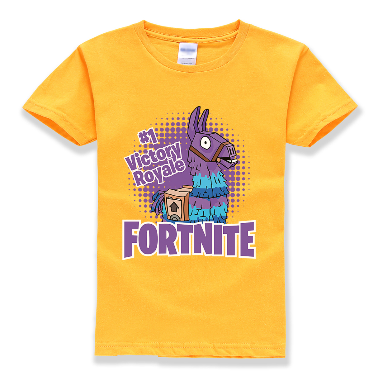 Comfortable Boys and Girls 2018 Summer New Cartoon Printed Short-Sleeve T Shirts Fashion Kids Cotton fitness T-shirt cotton bull and letters print round neck short sleeve t shirt