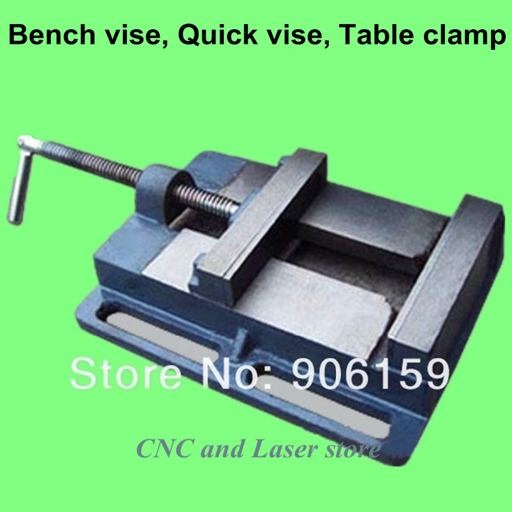 What Is A Bench Vise Used For: Bench Vise, Quick Vise, Table Clamp, Flat Nose Pliers