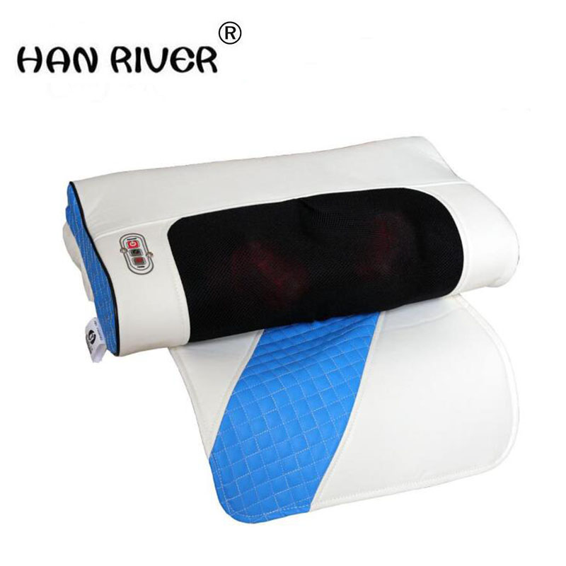 High quality massage device cervical pillow neck massage equipment household full-body massage instrument multifunctional household cervical massage device neck multifunctional electric full body cushion car massage pillow for infrared heating