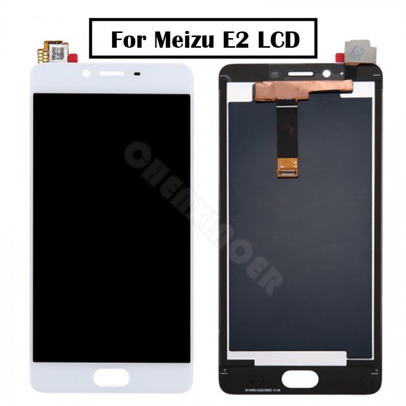 "5.5"" Meizu E2 LCD Display Touch Screen Digitizer Assembly MEIZU E2 lcd pantalla 1920X1080 Replacement"