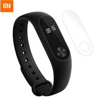 Original Xiaomi Mi Band 2 Smart Fitness Wristband Touchpad Sleep Tracker IP67 Waterproof Smart Mi Band For Android IOS Phones