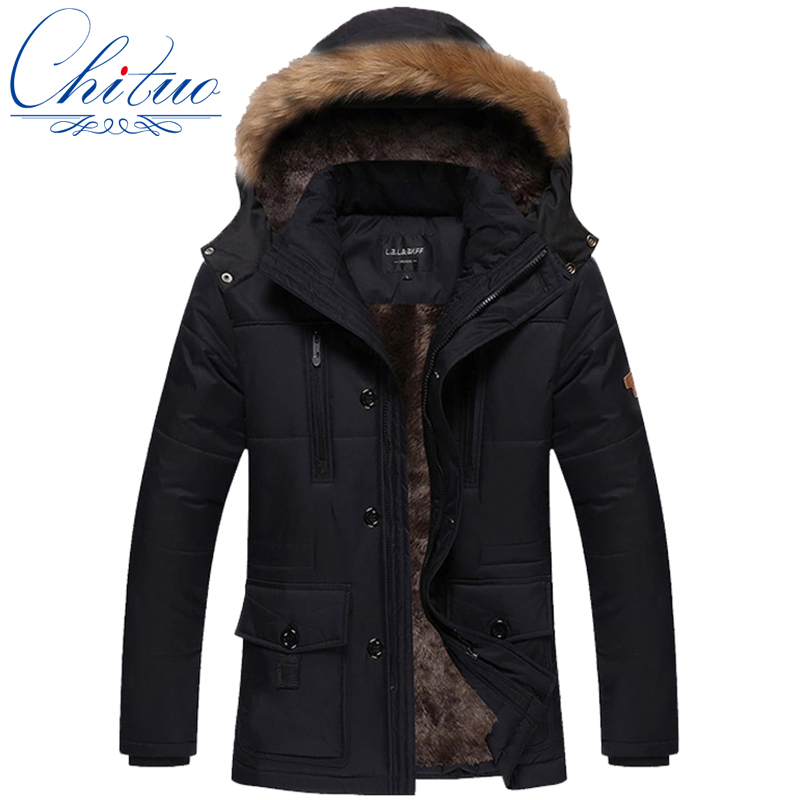 2016 The new winter jacket Men Plus thick velvet warm coat jacket men's casual hooded coat size L-4XL5XL