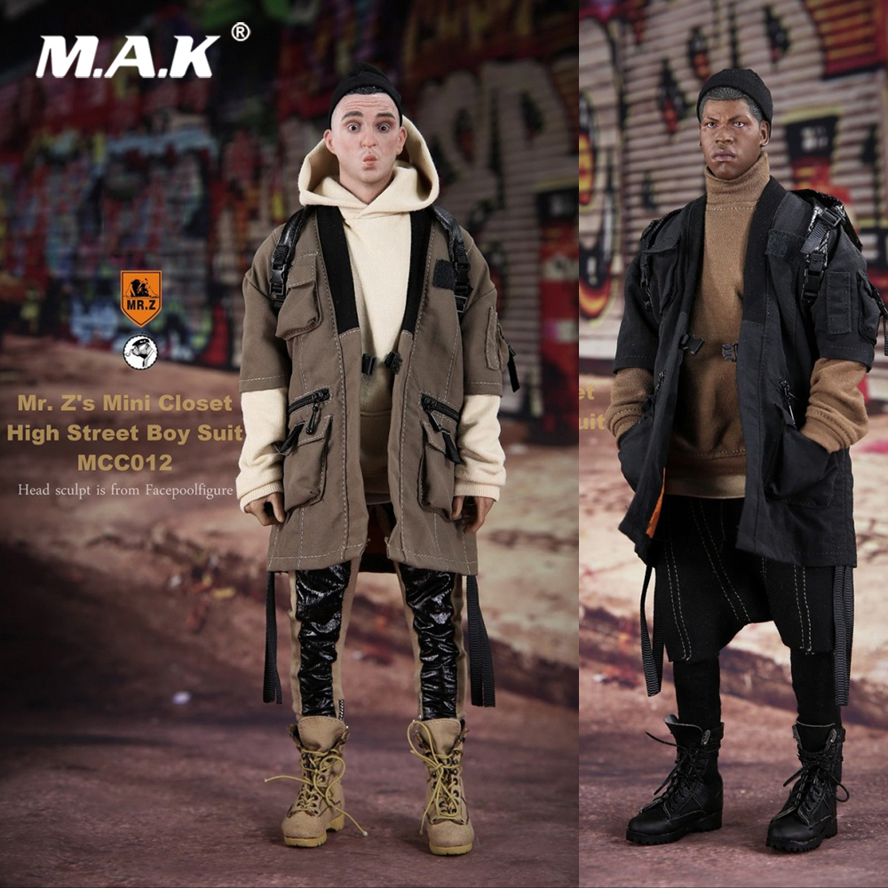 Collectible MCC013&012 1:6 Male Figure Accessory Mr.Zs Mini Closet High Street Boy Suit  Accessories for 12 Action FigureCollectible MCC013&012 1:6 Male Figure Accessory Mr.Zs Mini Closet High Street Boy Suit  Accessories for 12 Action Figure