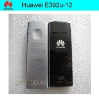 100 Мбит/с оригинальной разблокировкой huawei E392 E392U-12 LTE FDD 800/1800/2600 МГц 4 аппарат не привязан к оператору сотовой связи USB модем 4G USB Стик