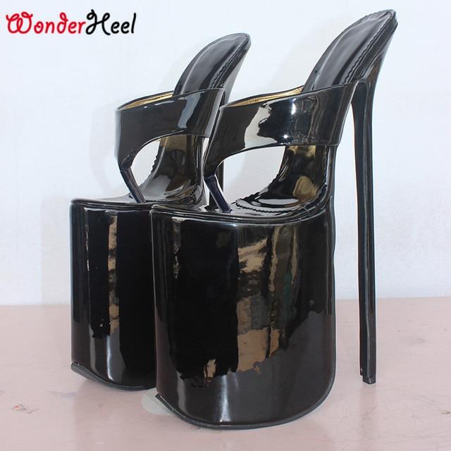 Aliexpress Com Buy Wonderheel 30cm Heel Extreme High