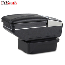 Car Armrest Box Central Store Content Cup Holder Ashtray Interior Car-Styling Auto Accessories For Toyota Verso 2010-2016