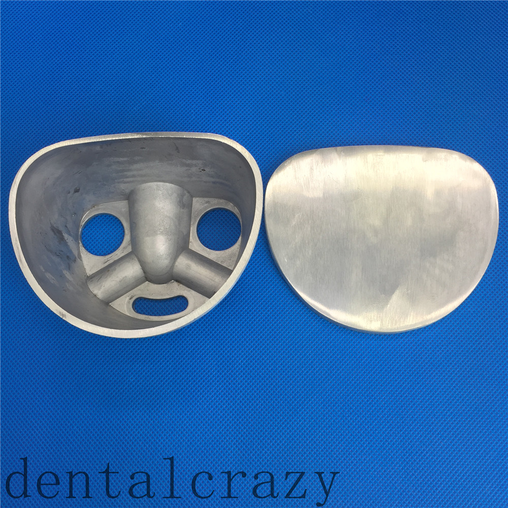 Best New 1PC DENTAL Lab Equipment Aluminum Duplicating Flasks Dental Denture