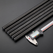 17mm O/D Round Steel Pipe Seamless Hydraulic Alloy Precision Tubes  Explosion-proof Pipeprint black