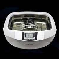 Мини цифровой ультразвуковой очистки светодиодный Ультразвуковая стиральная машина ультразвуковая ванна Ультразвуковой очиститель для о