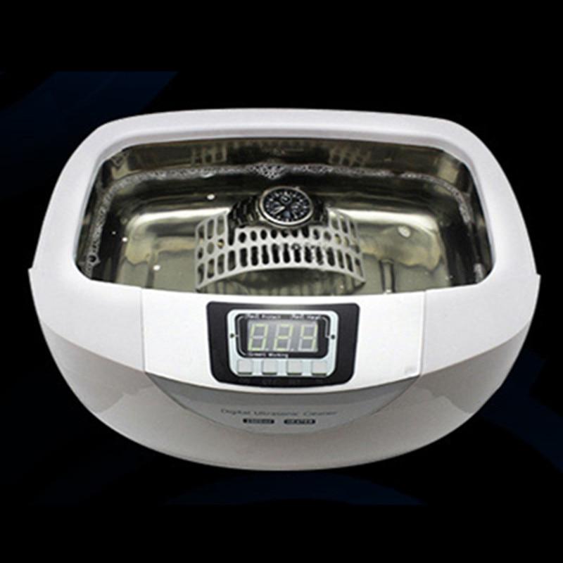 Mini Digital Ultrasonic Cleaner LED Ultrasonic Washing Machine Ultrasonic Bath Ultrasonic Cleaner Cleaning Machine цена