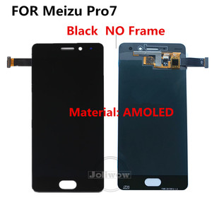 Image 2 - For Meizu Pro 7 LCD Display with Touch Screen Digitizer Replacement For Meizu Pro 7 Pro7 LCD With Frame M792M M792H