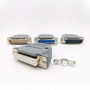 DB25 последовательный кабель для передачи данных разъем-адаптер 2-рядный штекер 25-контактный разъем гнездо для разъема D Тип DP25