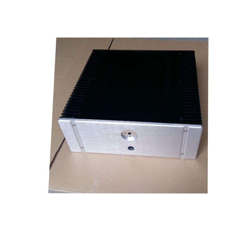 320 wide and 120 high 311 long A full aluminum Amplifier chassis Amplifier case 3212 new 3213 full aluminum chassis amplifier case external size 320 130 313mm