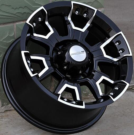 Rims On Car App >> 4x4 SUV 16x8.0 6x139.7 Car Aluminum Alloy Wheel Rims-in Wheels from Automobiles & Motorcycles on ...
