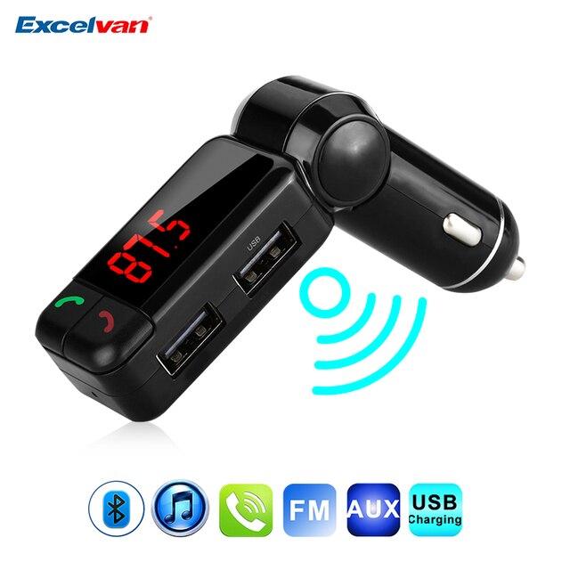 Ongebruikt Opgewaardeerd Draadloze 3.5mm AUX Bluetooth Carkit MP3 WMA TL-09