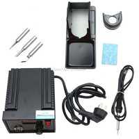 110V 220V 967 LCD affichage SMD dessoudage électrique reprise poste à souder fer en gros et livraison directe