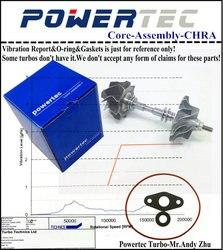 Wirnik turbosprężarki GT1749V 717673 712968 722730 454232-2/6 Turbo wału i kierownicy dla AUDI VW Seat Skoda Ford 1.9 TDI 115HP 110HP