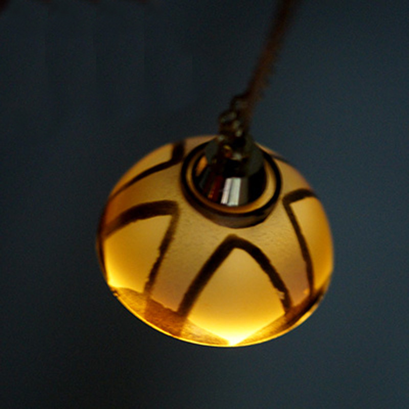 New 1/12 Miniature Ceiling Light/Lamp/Chandelier Pretend