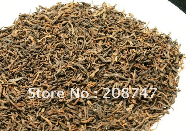 do promotion freeshipping 2001 Menghai Premium Pu-erh Cooked Loose Tea 500g