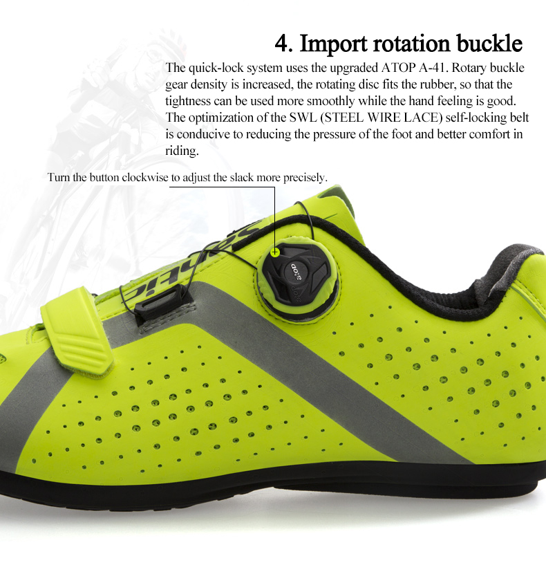Stress Relief Toy Tiebao Superstar Bike Shoes Sneakers Men Zapatillas Deportivas Hombre Equitation Superstar Original Racing Bike Road Shoes Sufficient Supply