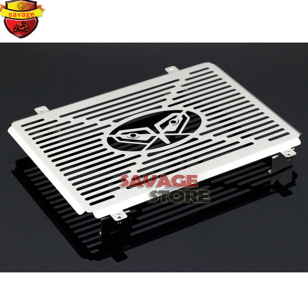 For YAMAHA XJ6 / Diversion F 2009-2013 Motorcycle Accessories Radiator Grille Guard Cover Protector Tank Protection Net arashi motorcycle radiator grille protective cover grill guard protector for 2008 2009 2010 2011 honda cbr1000rr cbr 1000 rr