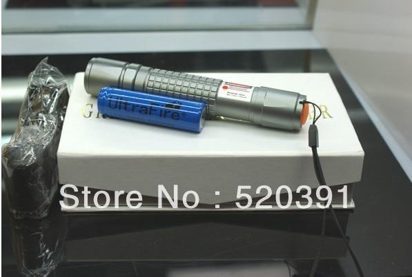 Powerful 50000mW 532nm focusable green laser pointer flashlight / burning laser torch BURN matches+Changer+Box+FREE SHIPPING