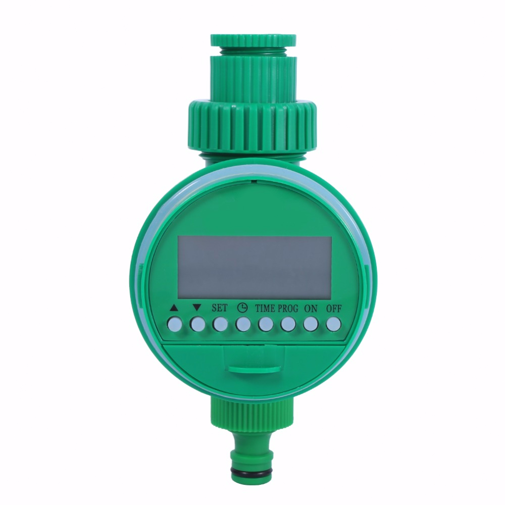 TOPINCN Digital Watering Automatic Electronic Water Timer