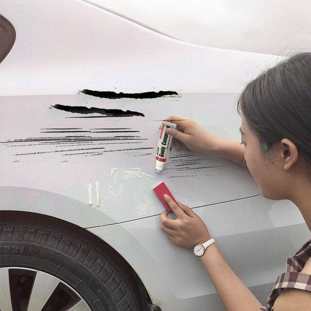Pintura Del rasguño del coche cuidado cuerpo pulido arañazos pasta reparación agente de suministro de Accesorios de coche multipropósito