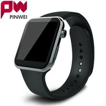 PINWEI PWA9 Bluetooth Smart Watch для Apple Smartwatch для iPhone Android Умный Часы Носимых Устройств Часы Наручные Часы