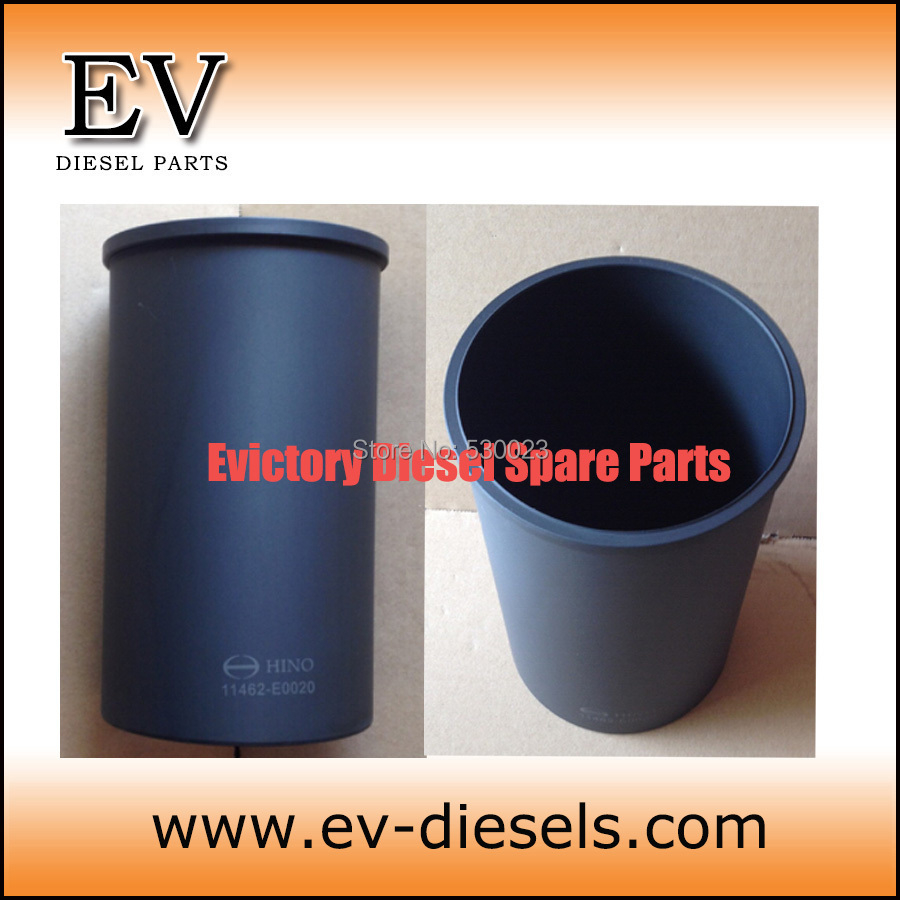 For HINO P11C engine parts cylinder liner/cylinder sleeve|parts compressor|sleeve fashion|parts of ship engine - title=
