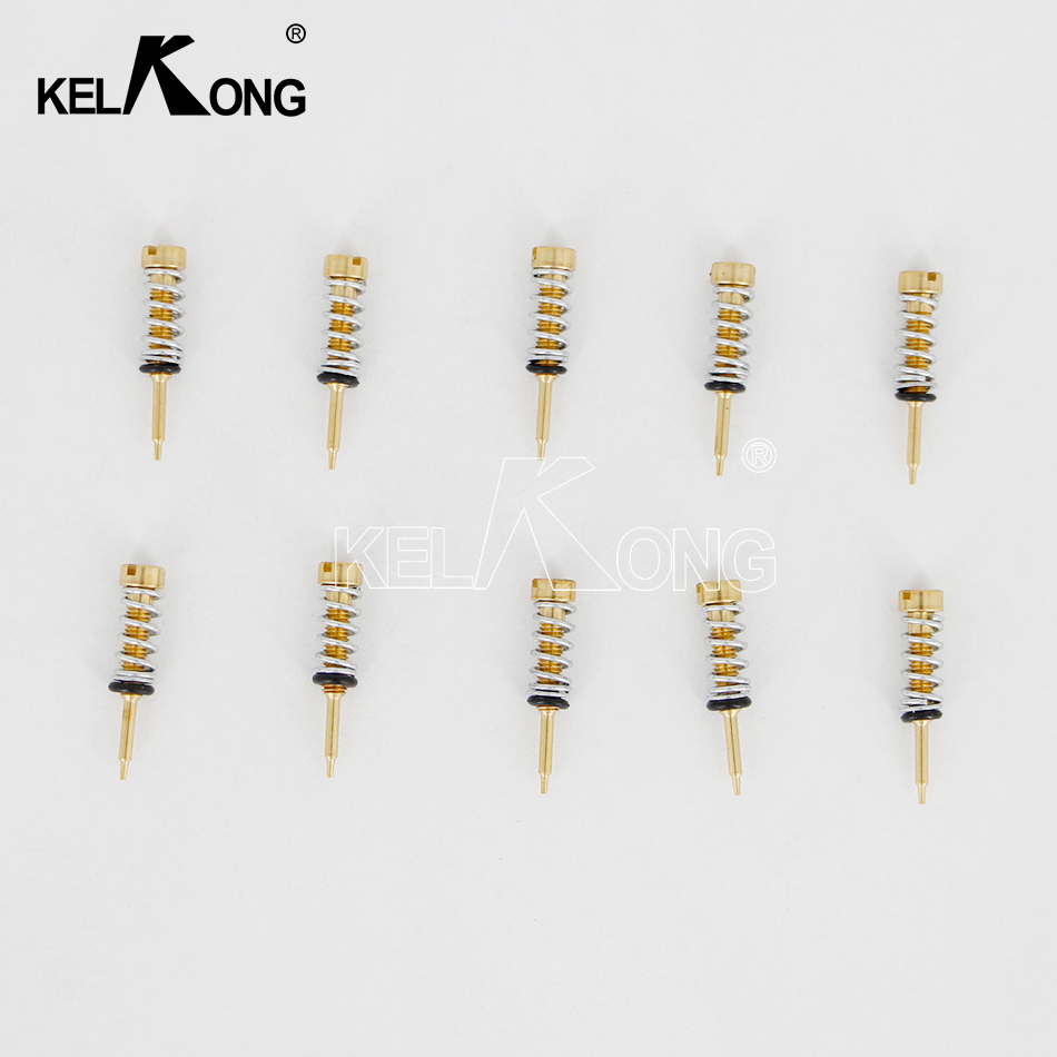 Kelkong Carburetor Adjust Mixture Screws 10 Pcs For A Variety Of Air Screw Adjusts The Amount To Idle Circuit 1 4 As Gx22 In From Automobiles Motorcycles On