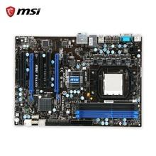 MSI 870A-G54 Original Usado Madre de Escritorio 870 Socket AM3 DDR3 16G SATA3 USB3.0 ATX