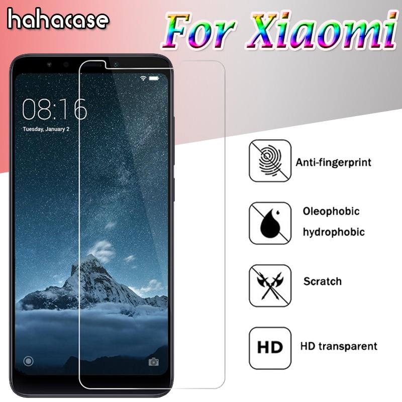1000pcs 2.5D Tempered Glass Screen Protector For Xiaomi Redmi Note 6 5 Pro 5A 4X 4 3 Premium Guard Toughen Protective Glass Film
