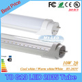 T8 G13 600mm 2ft SMD 2835 LED tube light fluorescent tube light 85-265V 800lm 10W led tubes