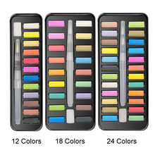 Art-Painting Brush Acrylic-Line Colorful Solid-Drawing Base Set with Boxed Reusable Lightweight