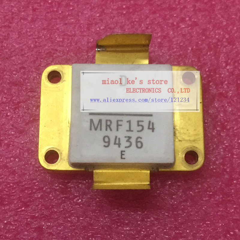 MRF154 ~ [ RF Power MOSFET Transistor ] Used goods, quality assurance!!~