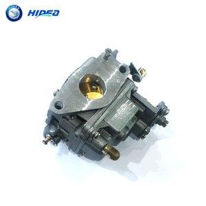 Карбюратор Hidea для 4-тактного 15HP, электрический запуск YMH 66M-14301-12-00, моторы для подвесных двигателей, HDF15, DQDF15-00.00.03