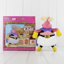 Anime Dragon Ball Z PVC Figure Angry Majin Buu Figure Tenkaichi Budokai Version Cool Model Doll for Kids