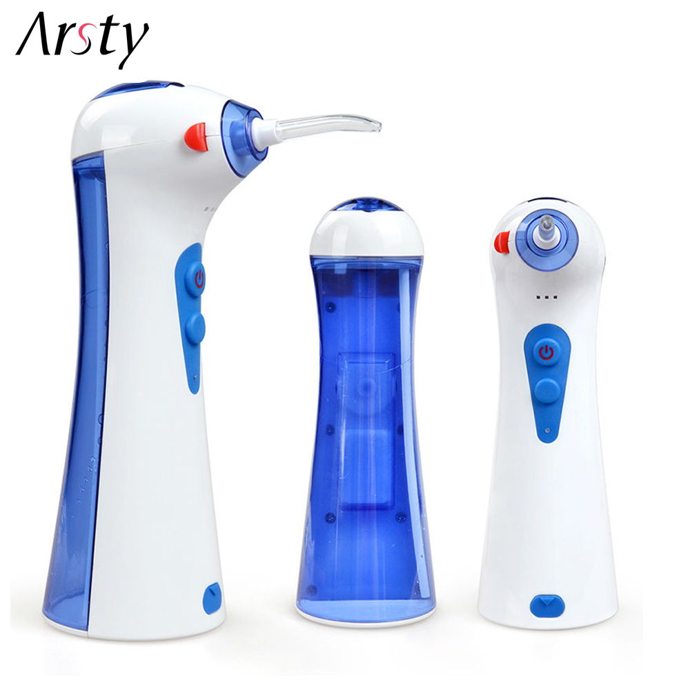 New Oral Care irrigateur Oral dentaire Floss Eau Orale Flosser Home Pack Dents Rechargeable Oral irrigateur dentaire Flosser