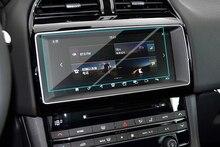 Accessori GPS di Navigazione per Auto Styling Schermo di Protezione In Vetro Pellicola Protettiva Sticker Per Jaguar F-Ritmo 2016 2017 2018