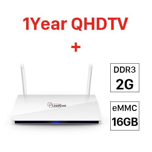 2G 16G 1 year QHDTV