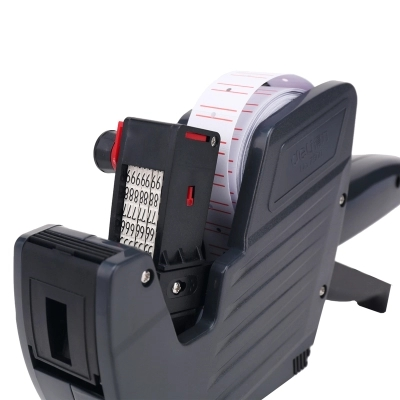 Deli 7500 Black Good Quality Metal Normal Price Labeler Can Make Practical Set 21.5*12 P ...