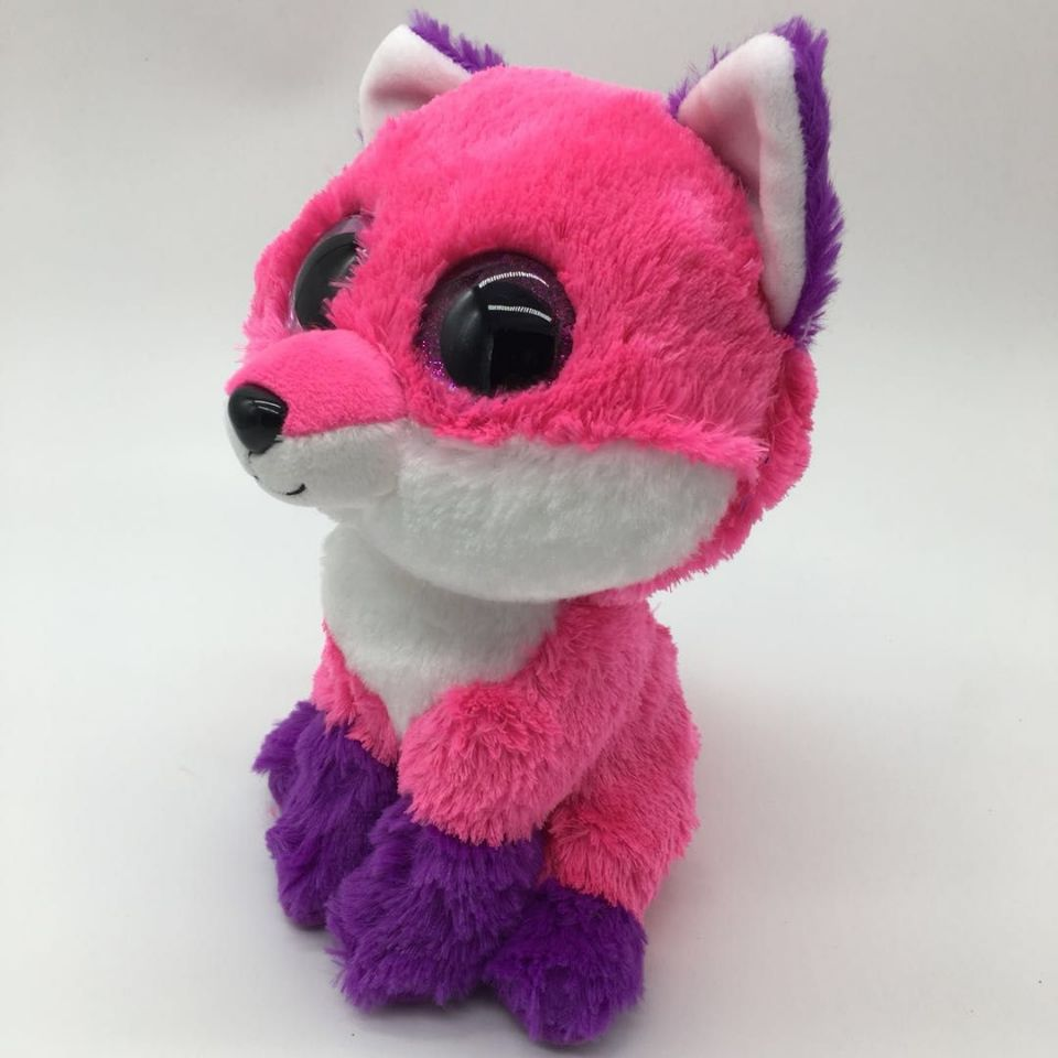 0bf70ccb4c6 Joey fox beanie boos big eye plush toys stuffed animals jpg 960x960 Tys toys  joey