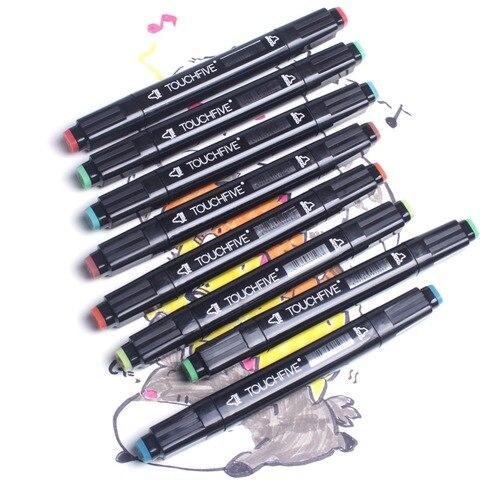 esboco caneta marcador alcoolico oleoso baseado marcadores