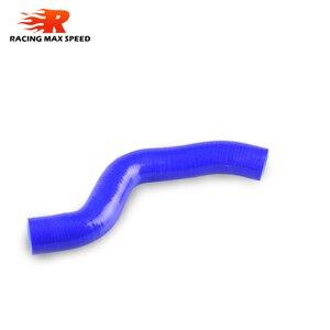 Image 5 - Air intake turbo intercooler radiator silicone hose TIDA KIT 4PCS
