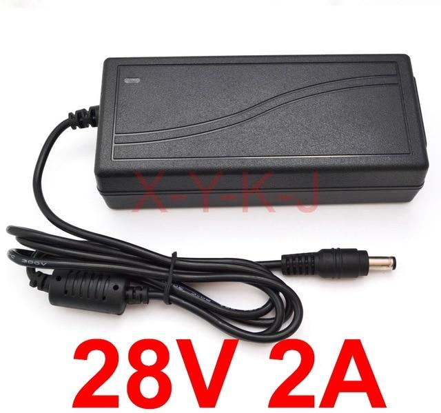 1 個 28V 2A 高品質の ac DC スイッチング電源 PMW280200 28V 2A OPI スタジオ LED ランプライト GL900 アダプタ充電器