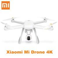 Xiaomi Mi Drone 4 К UHD Камера Wi Fi FPV 5 ГГц Quadcopter 6 оси гироскопа 3840x2160 P 30fps коснитесь к полету 800 м удаленного Управление вертолет